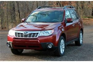 2012 Subaru Forester 2.5X Convenience Package | LIMITED + NAV...