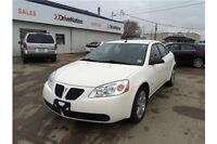 2008 Pontiac G6 SE Great 4 door mid sized sedan:)
