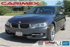 2013 BMW 328 i xDrive | SPORT LINE | Accident-FREE | CERTIFIED