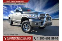2008 Dodge Ram 3500 Laramie w/- Sun Roof & Heated Seats