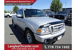 2010 Ford Ranger Sport W/POWER GROUP & A/C