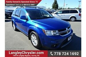 2015 Dodge Journey SXT X-DEMO W/3RD ROW & SAFETY REAR CAMERA