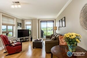 An incredible lake view from your living room! Pet Friendly!