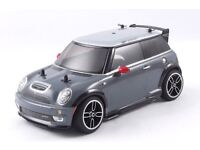radio controlled carisma Mini Cooper wanted