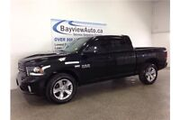 2014 Dodge RAM 1500 SPORT- HEMI! HEATED SEATS! NAV! REVERSE CAM!