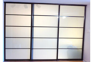 sliding door for Den, Room divider, Partitions, sliding doors