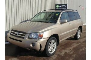 2006 Toyota Highlander Hybrid Base THIS WHOLESALE VEHICLE WIL...