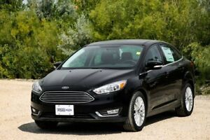 2016 Ford Focus Titanium - Extended Warranty - Lease Transfer