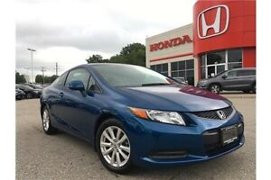 2012 Honda Civic EX SUNROOF | BLUETOOTH | ECO-ASSIST SYSTEM