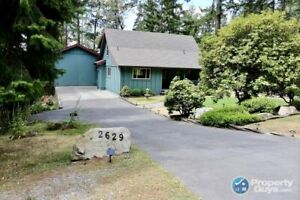 Waterview house for sale by owner, Pender Island