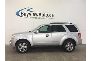 2011 Ford ESCAPE LTD - AWD! LEATHER! SYNC! HEATED SEATS/MIRRORS!