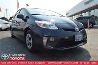 2014 Toyota Prius Base COMPANY DEMO - Moonroof upgrade package