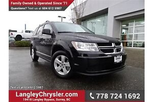 2014 Dodge Journey CVP/SE Plus LOCALLY DRIVEN, ONE OWNER & AC...