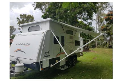 Jayco Expanda Outback