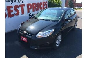 2014 Ford Focus SE BLUETOOTH, CRUISE CONTROL, MP3 INPUT