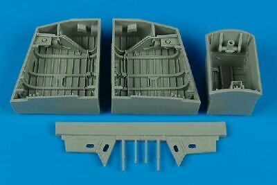AIRES HOBBY 1/48 EE CANBERRA WHEEL BAYS FOR ARX D 4453