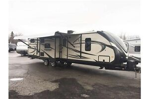 2016 Keystone PREMIER 34BHPR TRAVEL TRAILER TRAVEL TRAILER