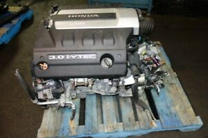 JDM Engine Honda Accord J30A V6 i-VTEC 3.0L 2003-2007 LOW KM