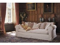 Tetrad Extra Large Sofas with washable loose covers
