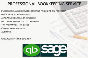 Reliable Accounting – Bookkeeping Service