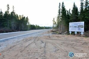 3 219' x 78' blocks of land are ready for development