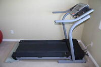 NEW PRICE on my treadmill  Nordic Track EXP200