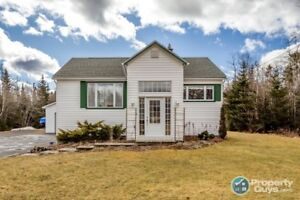 Multi-Use zoned 3 bed updated home on large lot