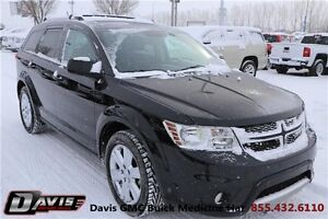 2012 Dodge Journey SXT & Crew DVD! Remote start! Bluetooth!