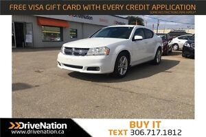 2011 Dodge Avenger SXT Bulky Sporty Sedan!