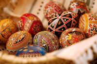 Ukrainian Easter Tea & Bake Sale