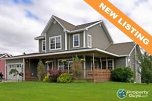 Great location, plenty of living space on an oversized private l