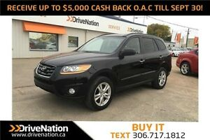 2010 Hyundai Santa Fe Limited 3.5 AWD and HEATED SEATS!!