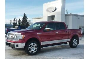 2011 Ford F-150 Lariat PST PAID!! GREAT SHAPE!!