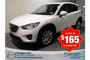 2013 Mazda CX-5 GT - Htd Leather   Navi   as low as $165 b/w!