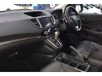 HONDA CR-V 2.0 i-VTEC Black Edition 5dr Auto (white) 2016