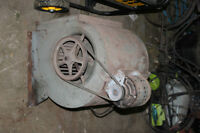 old blower fan