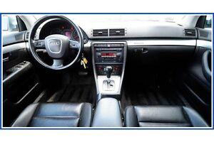 2006 Audi A4 2.0T 2.0T/LEATHER/6SPD/SUNROOF/QUATTRO/ Kitchener / Waterloo Kitchener Area image 8