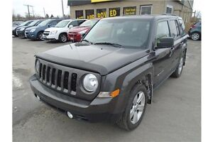 2014 Jeep Patriot SporT 4X4 WWW.PAULETTEAUTO.COM BE APPROVED!!