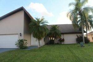 HOUSE RENT CAPE CORAL FLORIDA