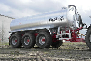 New in Canada Record Trailers and more call Baurenhof equipment