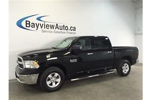 2014 Dodge RAM 1500 SLT- 3.6L! CREW CAB! TOW/HAUL! U-CONNECT!