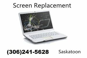 Broken/Cracked Laptop/IPAD Screen Replacement at Lower cost