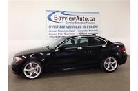 2011 BMW 135i - ALLOYS! HEATED LEATHER! PWR ROOF!