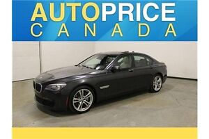 2012 BMW 750 i xDrive M-SPORT PKG HEADS UP AND LOTS MORE