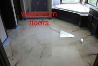 Residential& Commercial Epoxy Flooring