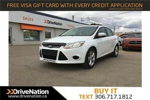 2013 Ford Focus SE Family Fuel efficiant vehicle!