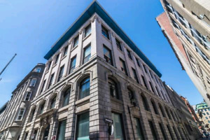 OLD MONTREAL LOFT FOR SALE  IN HISTORIC BUILDING