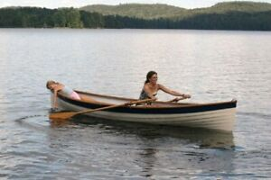 17 foot Rossiter Loudon Rowboat For Sale - Like New