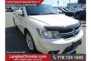 2013 Dodge Journey R/T W/ LEATHER INTERIOR & TOUCHSCREEN MEDIA