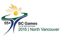 TORCH LIGHTING CEREMONY - 2015 55+ BC Games - North Vancouver